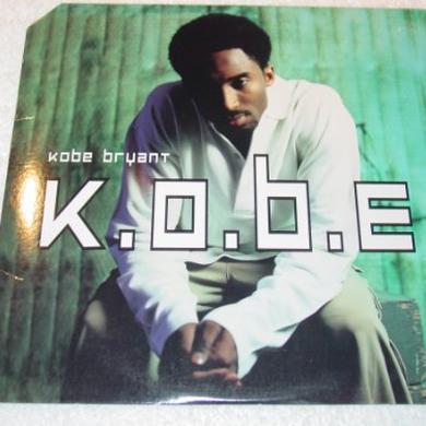Kobe Bryant KOBE (X4) / THUG POET (X3) (Vinyl)