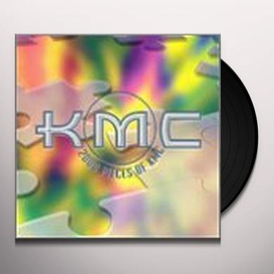 2000 PIECES OF KMC Vinyl Record