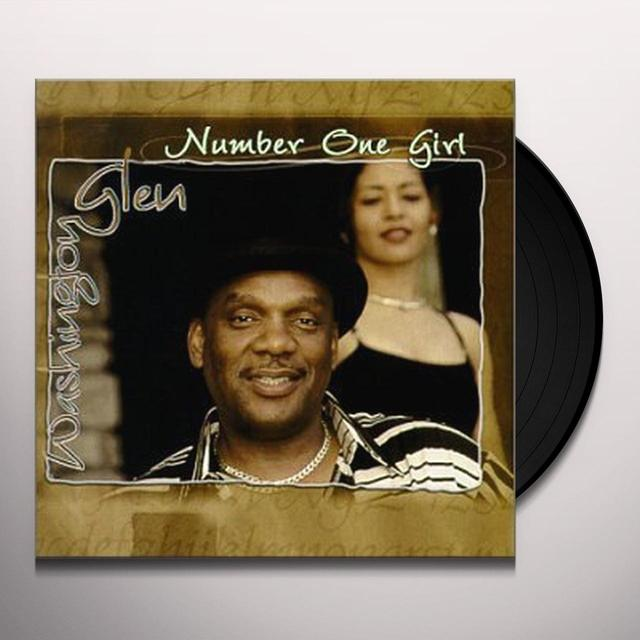 Glen Washington MY NUMBER 1 GIRL Vinyl Record