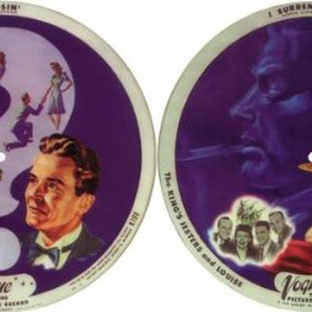 KING JESTERS S'POSIN / I SURRENDER DEAR (PICTURE DISC) Vinyl Record