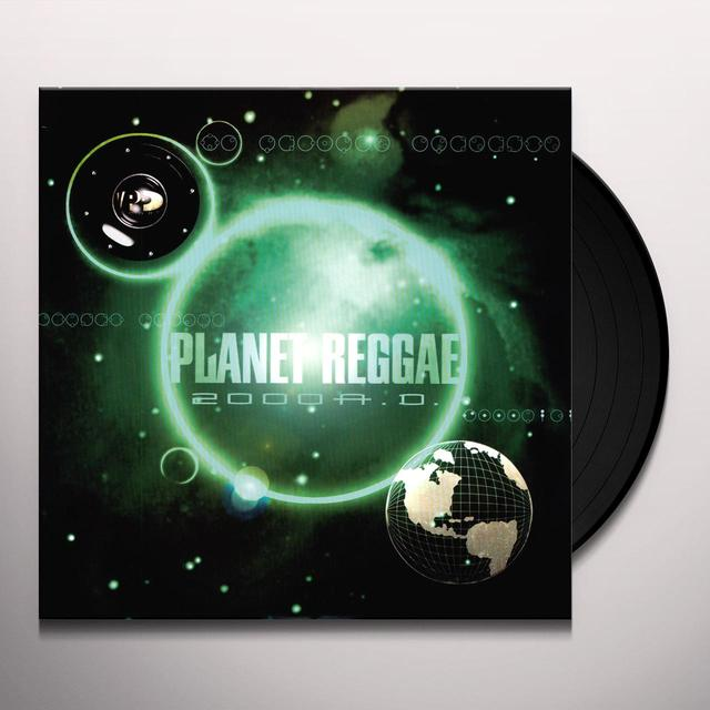 PLANET REGGAE 2000 / VARIOUS Vinyl Record