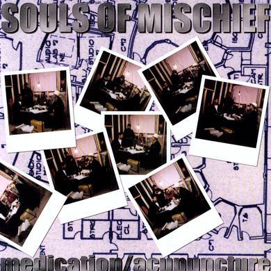 Souls Of Mischief MEDICATION Vinyl Record