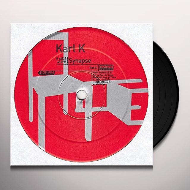 Karl K SYNAPSE Vinyl Record