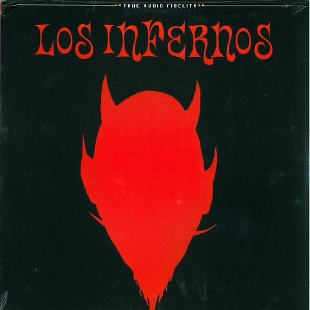 Infernos ROCK & ROLL NIGHTMARE Vinyl Record
