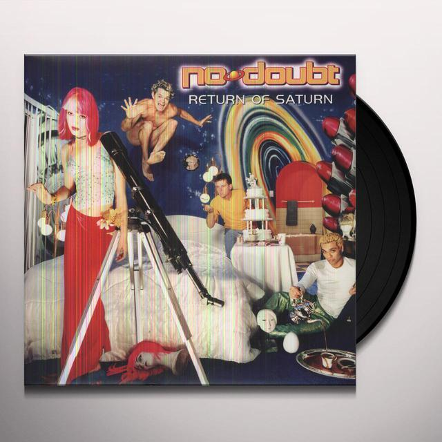 No Doubt RETURN OF SATURN Vinyl Record