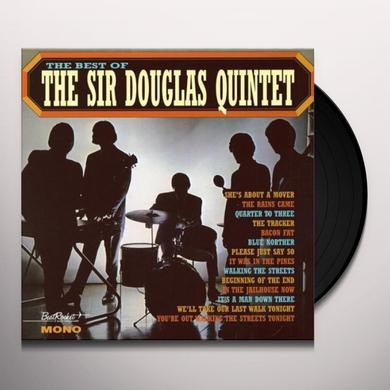 Douglas Quintet BEST OF Vinyl Record
