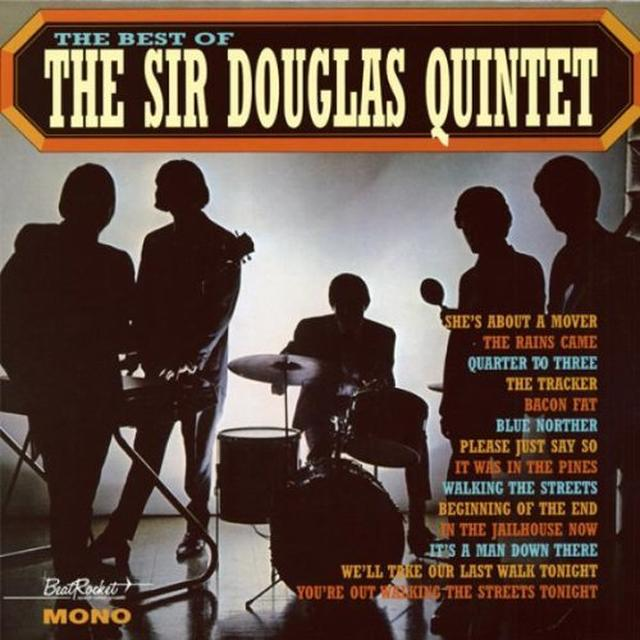 Douglas Quintet BEST OF Vinyl Record