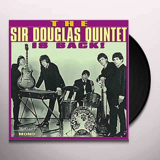 Douglas Quintet IS BACK Vinyl Record