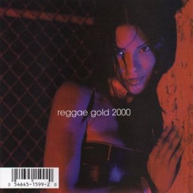 REGGAE GOLD 2000 / VARIOUS Vinyl Record