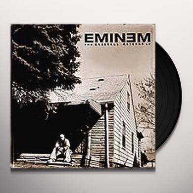 Eminem MARSHALL MATHERS LP Vinyl Record - 180 Gram Pressing