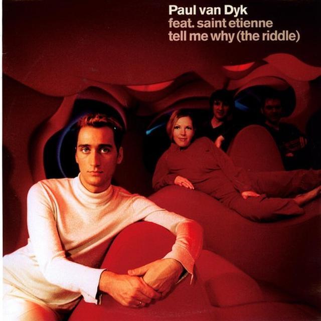 Paul / Etienne Van Dyk TELL ME WHY (X5) Vinyl Record