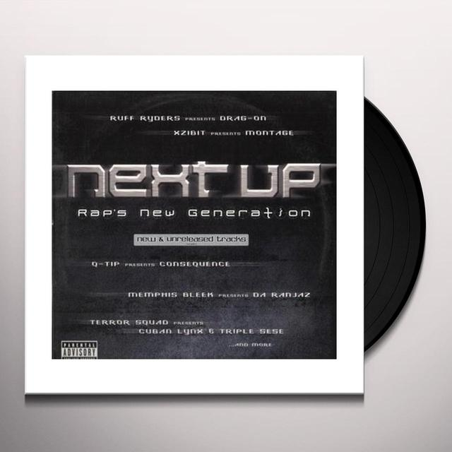 Next Up RAP'S NEW GENERATION Vinyl Record