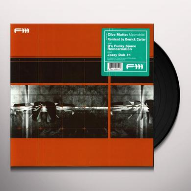 Cibo Matto MOONCHILD Vinyl Record
