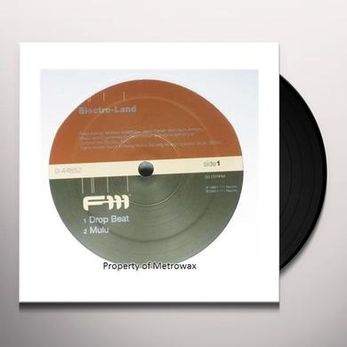 Electro-Land DROP BEAT Vinyl Record