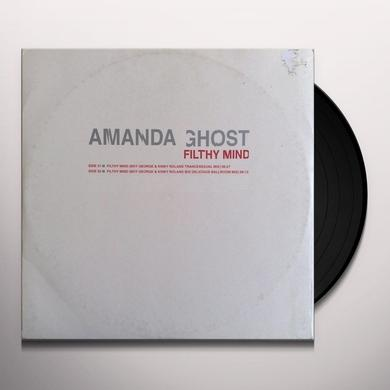 Amanda Ghost FILTHY MIND Vinyl Record