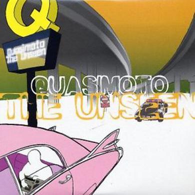 Quasimoto UNSEEN Vinyl Record