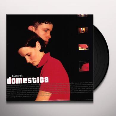 CURSIVE'S DOMESTICA Vinyl Record