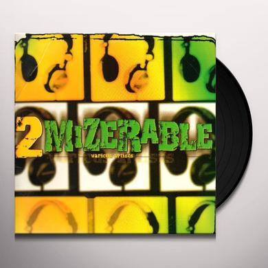 2 MIZERABLE / VARIOUS Vinyl Record