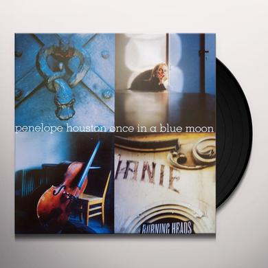 Penelope Houston ONCE IN A BLUE MOON Vinyl Record