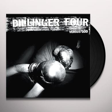 Dillinger Four VERSUS GOD Vinyl Record