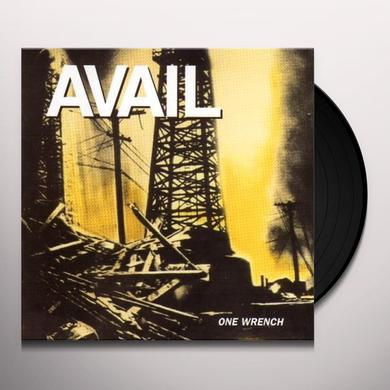 Avail ONE WRENCH Vinyl Record