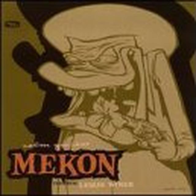Mekon CALM GUNSHOT Vinyl Record