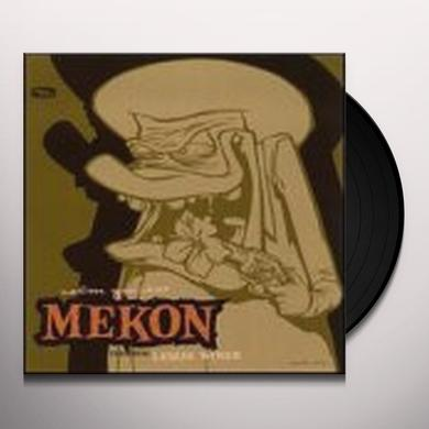 Mekon CALM GUNSHOT Vinyl Record
