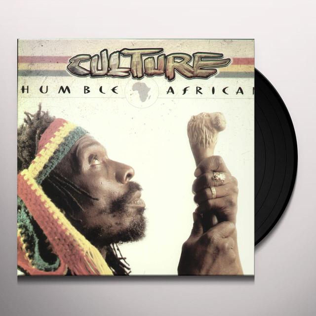 Culture HUMBLE AFRICAN Vinyl Record