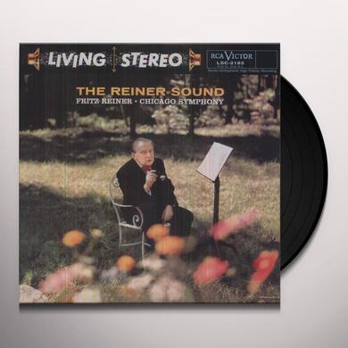 REINER SOUND Vinyl Record