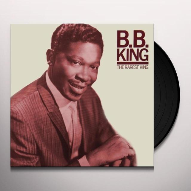 B.B. King RAREST KING Vinyl Record