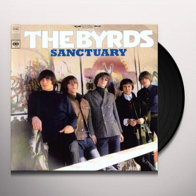 The Byrds SANCTUARY 1 Vinyl Record