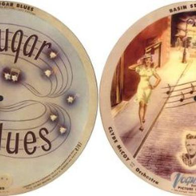 Clyde Mccoy SUGAR BLUES / BASIN STREET BLUES Vinyl Record