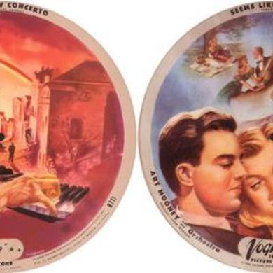 Art Mooney SEEMS LIKE OLD TIMES Vinyl Record