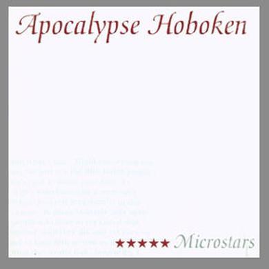 Apocalypse Hoboken MICROSTARS Vinyl Record