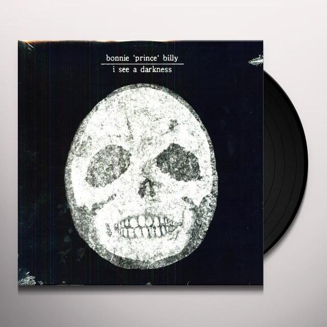 "Bonnie ""Prince"" Billy on Spotify I SEE A DARKNESS Vinyl Record"