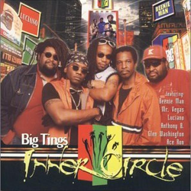 Inner Circle BIG TINGS Vinyl Record