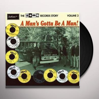 SOMA RECORDS STORY 3 / VARIOUS Vinyl Record