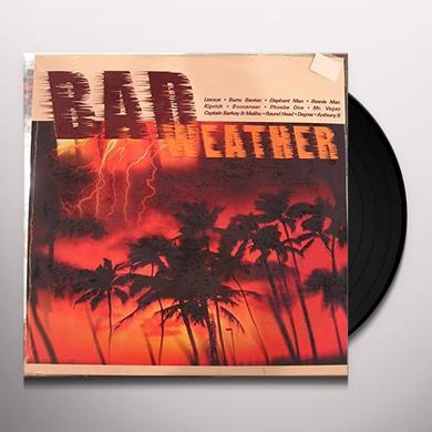 BAD WEATHER / VARIOUS Vinyl Record