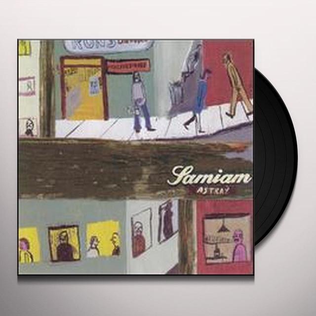 Samiam ASTRAY Vinyl Record