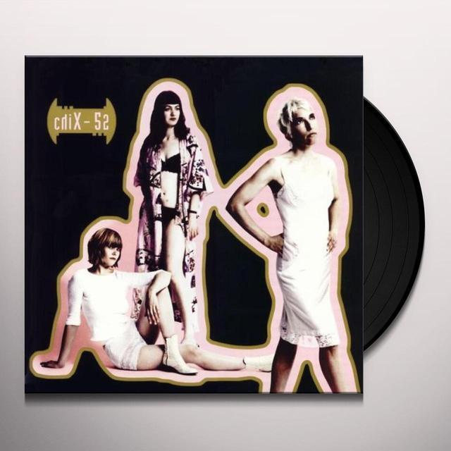 Chicks On Speed CHIX 52 Vinyl Record