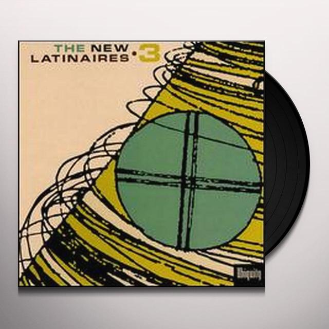 NEW LATINAIRES 3 / VARIOUS Vinyl Record