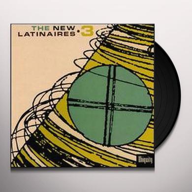 NEW LATINAIRES 3 / VARIOUS Vinyl Record