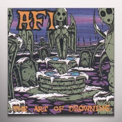 AFI ART OF DROWNING Vinyl Record