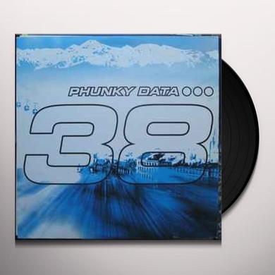 Phunky Data 38 Vinyl Record