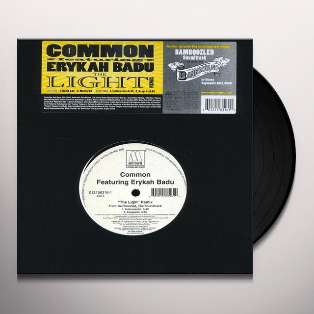 Erykah Common / Badu LIGHT (X3) (Vinyl)