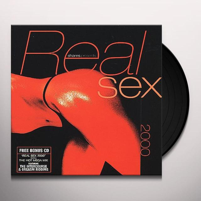 SHAMS PRESENTS: REAL SEX 2000 / VARIOUS Vinyl Record