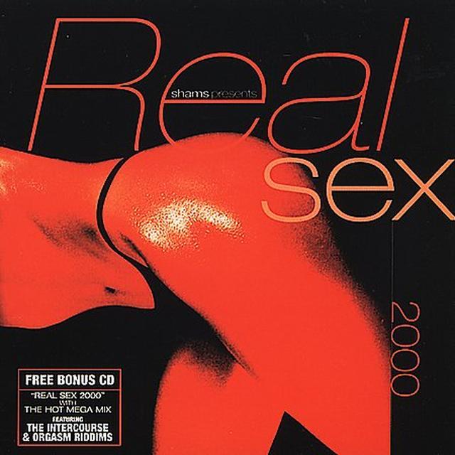 SHAMS PRESENTS: REAL SEX 2000 / VARIOUS Vinyl Record
