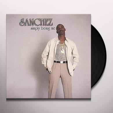 Sanchez SIMPLY BEING ME Vinyl Record