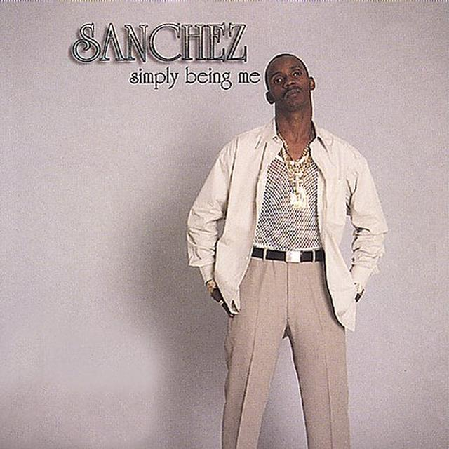 Sanchez SIMPLY BEING ME Vinyl Record