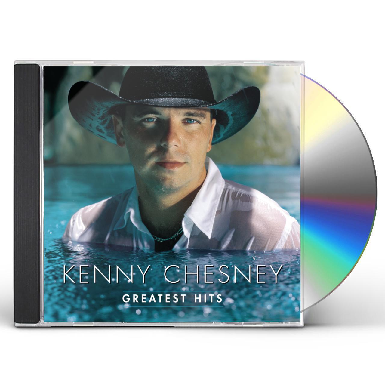 Kenny Chesney GREATEST HITS CD